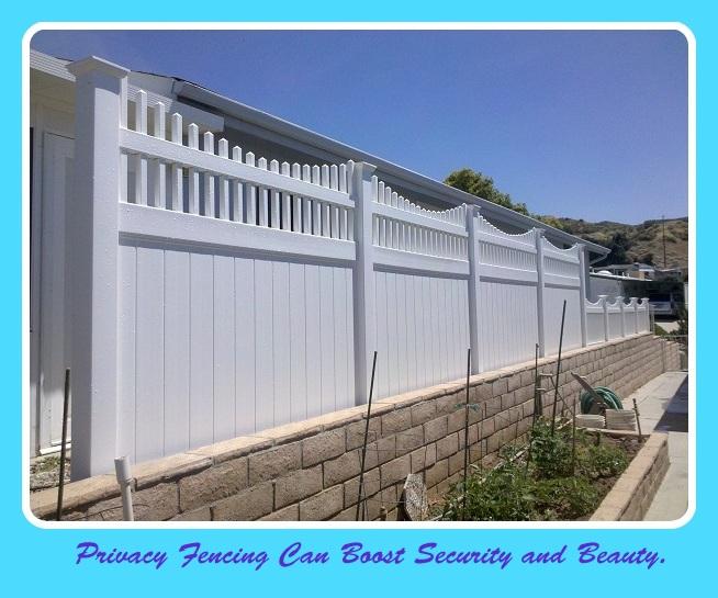 PVC-Vinyl-Fences